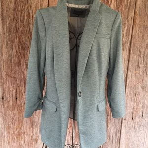 The limited green blazer small